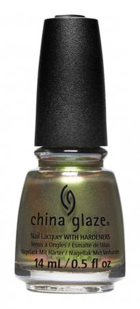 China Glaze Little Green Invaders [0]