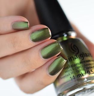 China Glaze Little Green Invaders [2]
