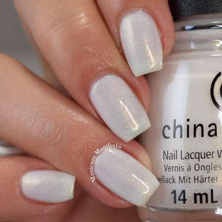 China Glaze Sauvignon & On1