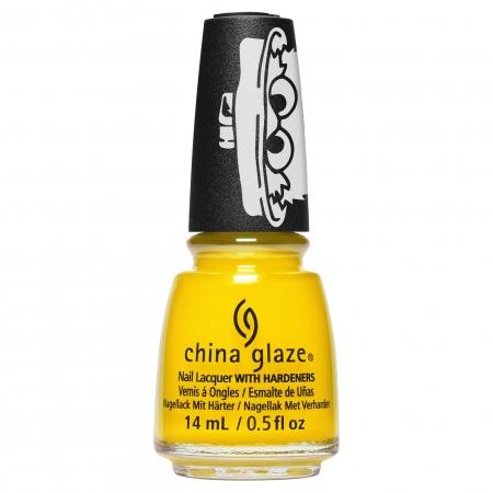 China Glaze Beak on Fleek!0