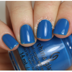 China Glaze License & Registration Pls1