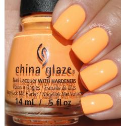 China Glaze None of Your Risky Business1