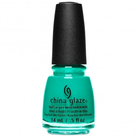 China Glaze Activewear Don't Care0