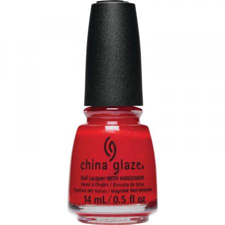 China Glaze Santa Monica Claus0