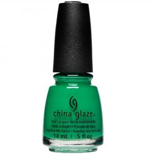 China Glaze Emerald Bae0