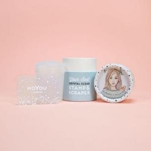 MoYou Crystal Clear Stamper & Scraper2