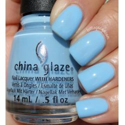 China Glaze Don't Be Shallow [1]