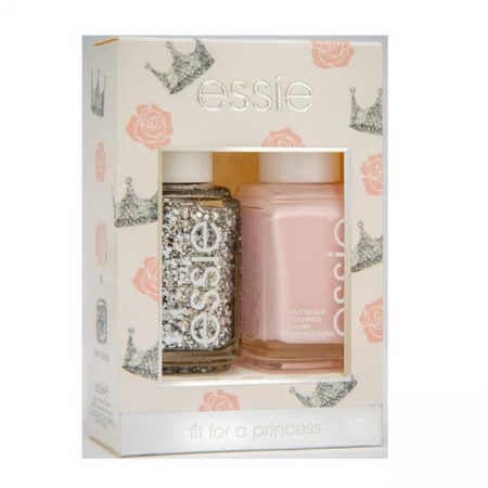 Essie Fit for a Princess Duo Kit0