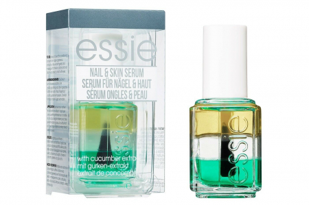 Essie Nail & Skin Serum with Cucumber Extract1