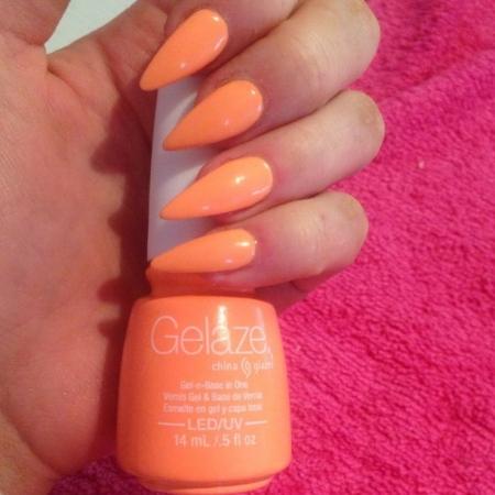 Gelaze Sun of a Peach [2]