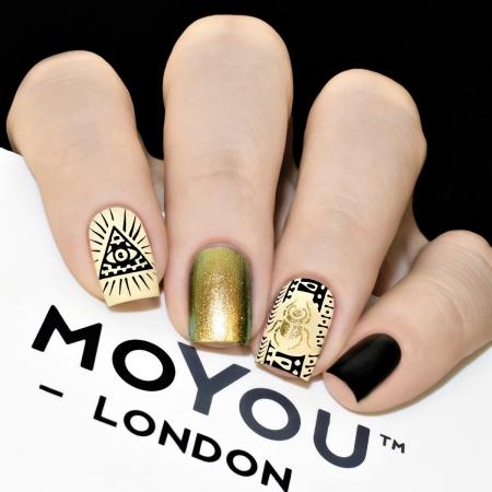 MoYou Jungle Gold1
