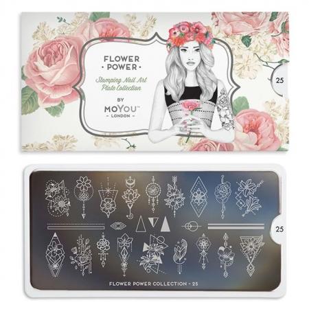MoYou Flower Power 251