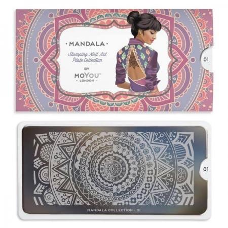 MoYou Mandala 011