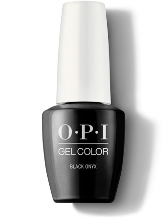 OPI GelColor Black Onyx 7.5 ml0