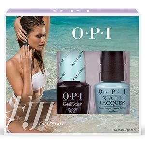 OPI GelColor Suzi Without a Paddle Duo0