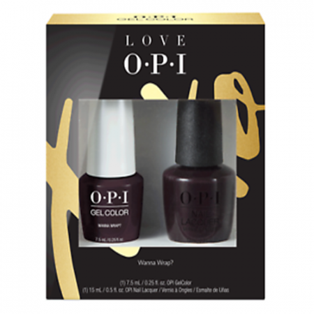 OPI GelColor Love OPI Duo0