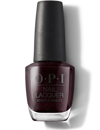 OPI Black to Reality0