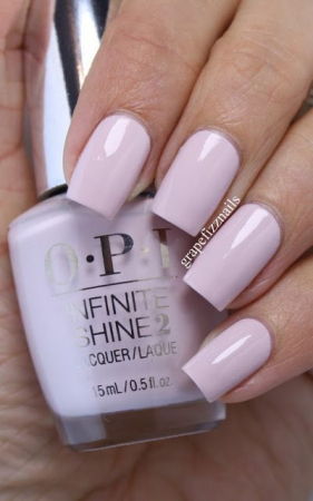 OPI Infinite Shine Patience Pays Off1