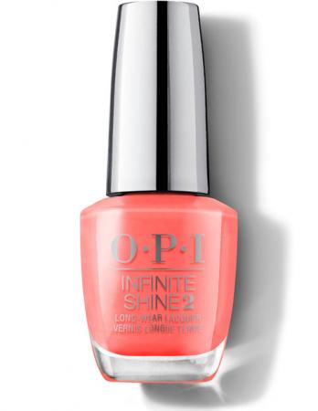 OPI Infinite Shine Orange You a Rockstar [0]