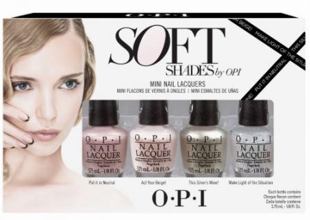 OPI Soft Shades Mini Set [0]