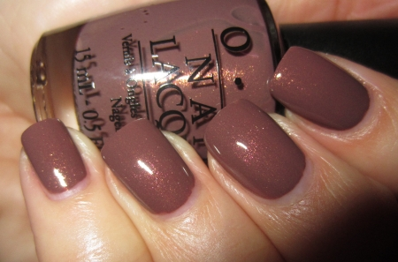 OPI Wooden Shoe Like to Know?1