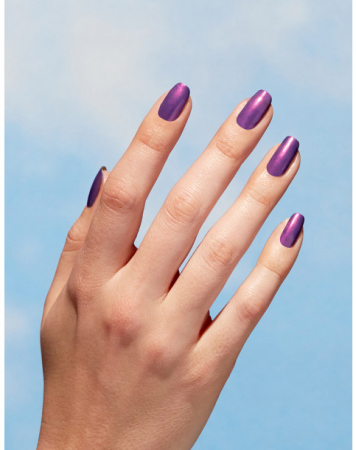 OPI Nature Strong Achieve Grapeness [2]
