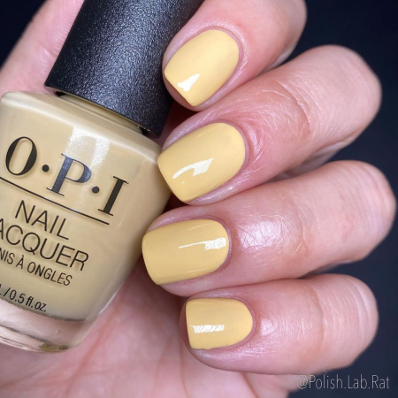 OPI Bee-hind the Scenes [2]