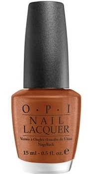 OPI Bronzed to Perfection0