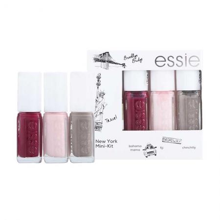 Essie New York Mini-Kit1