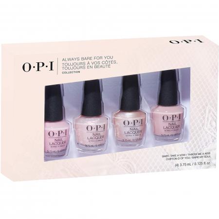 OPI Always Bare for You Mini Set [0]