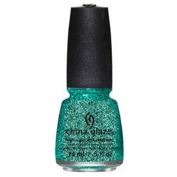China Glaze Pine-ing for Glitter0