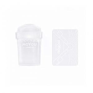 MoYou Rectangular Clear Stamper1