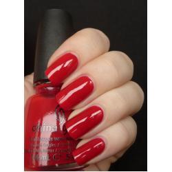 China Glaze Scarlet1