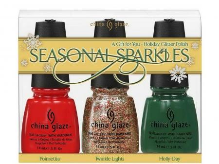 China Glaze Seasonal Sparkles0