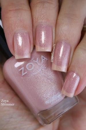 Set Zoya Alyssa + Shimmer2