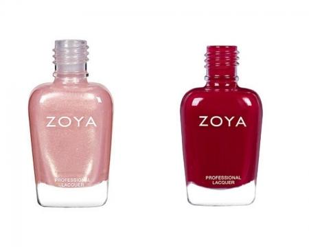 Set Zoya Alyssa + Shimmer0