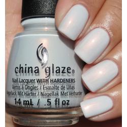 China Glaze Snow-Way!1