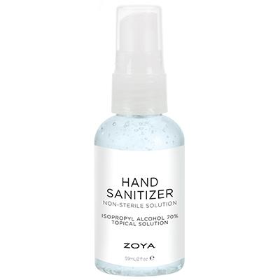 Zoya Hand Sanitizer0