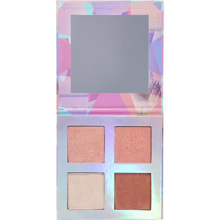Iluminator - Sunkissed Let It Glow Baked Highlighter Palette [0]