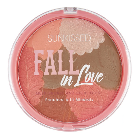 Sunkissed Fall In Love Multi Bronze & Highlights [0]