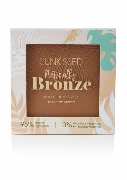 Sunkissed Naturally Bronze [0]