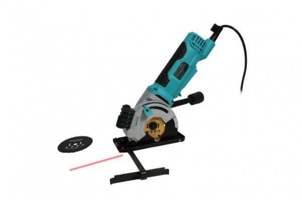 Fierastrau circular electric 480W 85mm cu ghidaj laser [0]
