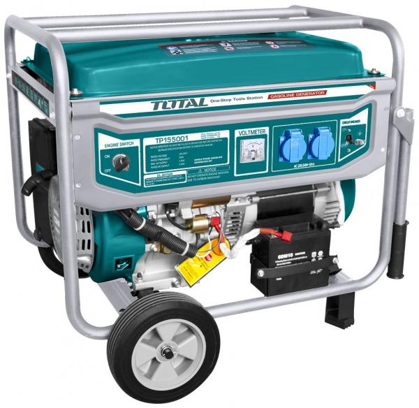 Generator benzina - 5500W [0]