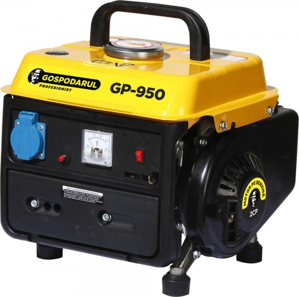 GENERATOR BENZINA - 900W - GOSPODARUL PROFESIONIST GP-950 [0]