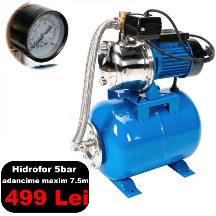 Hidrofor 0,75KW 24L AUTOJET-750S2 [0]