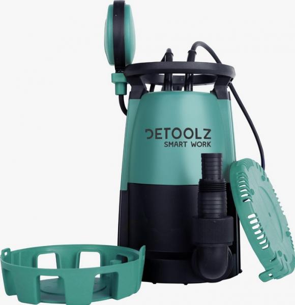 Pompa submersibila apa curata/murdara 3in1 500W [0]
