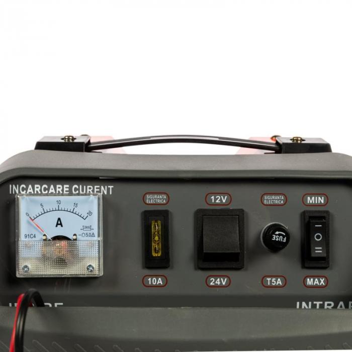 Redresor acumulator auto 30-150Ah CB-10 AZ-SE005 [3]