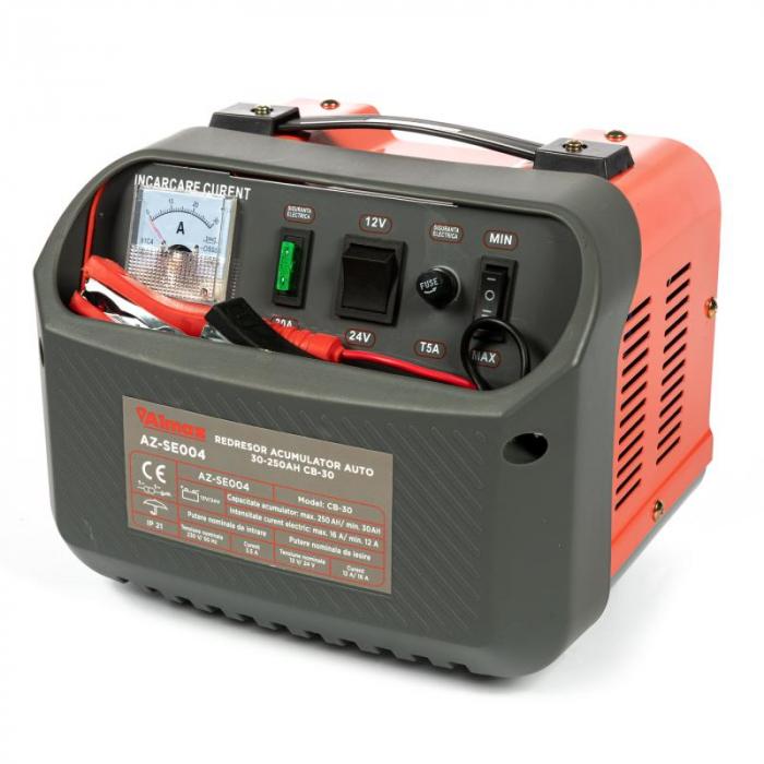 Redresor acumulator auto 30-250Ah CB-30 AZ-SE004 [1]