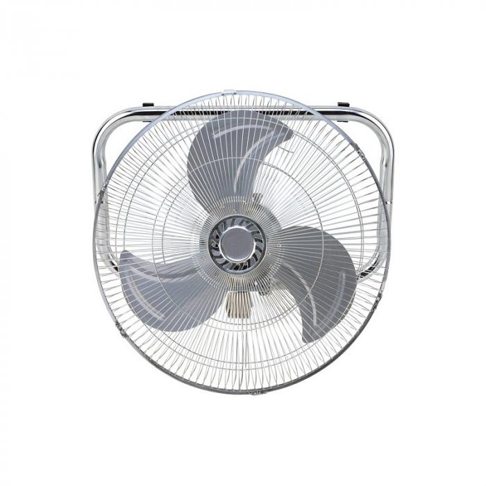 Ventilator cu picior 3 in 1, elice metalica, 45 cm, 75 W, Victronic SF4502 [1]