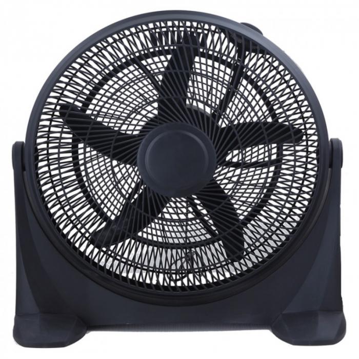 Ventilator cu suport, 40 cm, 3 trepte de viteza, 90W, Victronic SF5002 [0]
